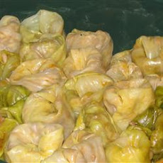 Sarmale (Stuffed Cabbage or Vine Leaves)