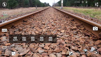 Screenshot of DSLR Camera Pro