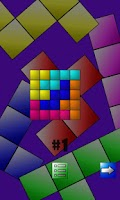 Screenshot of Puzzle - Tangram
