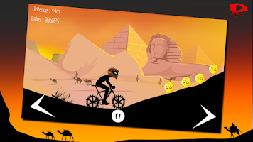 Screenshot of Mountain Bike Racing
