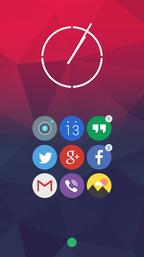 Elun - Icon Pack Screenshot 0