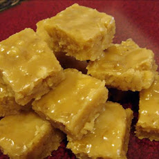World's Easiest Maple Walnut Fudge