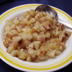 Swedish Creamed Potatoes from Skane (Skansk Potatis)