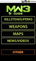 Screenshot of Modern Warefare 3 MW3 Guide