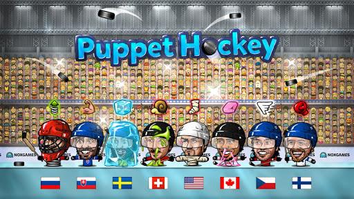 Puppet Ice Hockey: 2015 Czech - screenshot