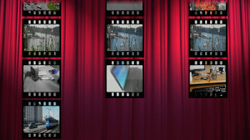 Screenshot of Movie Booth: Color Effect
