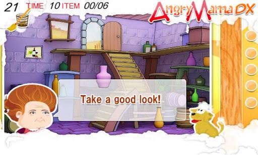 玩街機App|화가 난 엄마 DX 퍼즐 게임免費|APP試玩