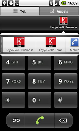Keyyo VoIP Lite