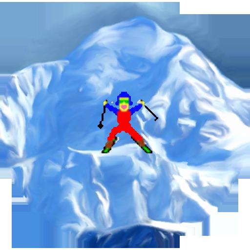 Ski 4 Free LOGO-APP點子