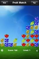 Screenshot of Fruit Match