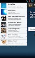 Screenshot of EGM