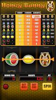 Screenshot of Honey Bunny - Slot Machine