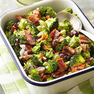 Broccoli Salad With Grapes Recipes
