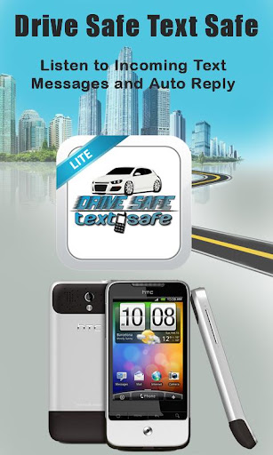 Drive Safe Text Safe - Lite
