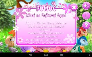 Screenshot of Bajkowa łąka