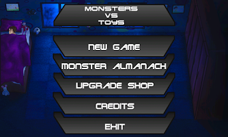 Screenshot of Monsters vs Toys
