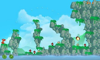 Screenshot of Snappy Dragons