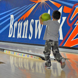 Brunswick Zone  by Kevin Dietze - Sports & Fitness Bowling