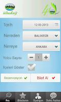 Screenshot of Balıkesir Uludağ Turizm