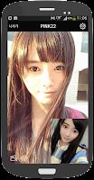 Screenshot of 톡챗-랜덤,영상채팅,썸,미팅,채팅,만남으로 즐톡하세요~