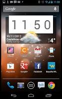 Screenshot of Beautiful Widgets Pro