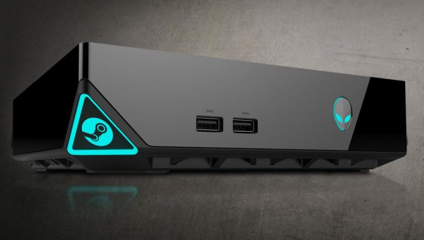 Alienware Steam Machine not upgradeable, will be an annual release
