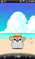 Screenshot of Pesoguin LWP Summer -Penguin-