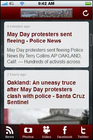 Oakland Daily