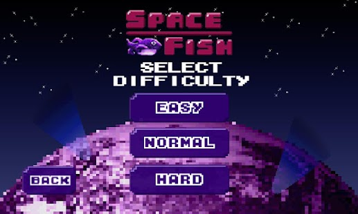 Space Fish - screenshot