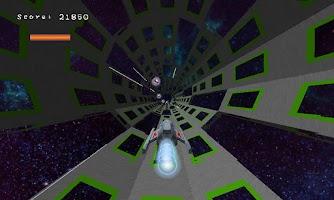 Screenshot of Tube Racer 3D