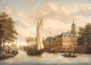 RIJKS: Jacobus Storck: painting 1686