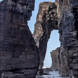 The arches by Jose María Gómez Brocos - Landscapes Caves & Formations