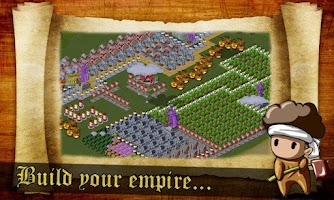 Screenshot of Miracle Empire