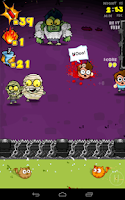 Screenshot of Zombie Games -  Zombie Smasher
