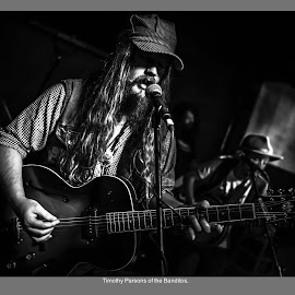 Timothy Parsons of the Banditos by Bub Powell - News & Events Entertainment