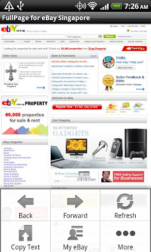 FullPage for ebay Singapore