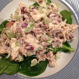 Rachel's Cranberry Chicken Salad