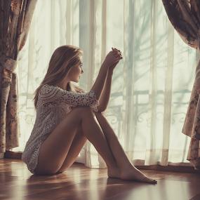 by Kalin Kostov - People Portraits of Women ( boudoir, woamn )