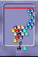 Screenshot of Go Go Bubble