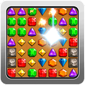 Jewels World APK for Bluestacks