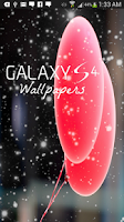 Screenshot of Galaxy S4 Wallpaper