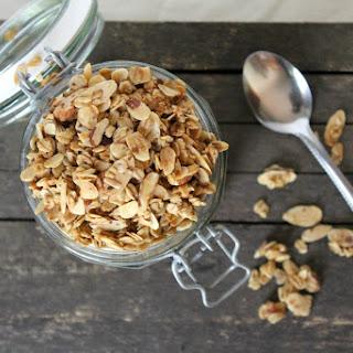 Vanilla Almond Cereal Recipes