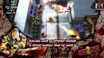 Screenshot of Dead on Arrival