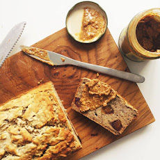 Chia and Date Buckwheat Banana Bread