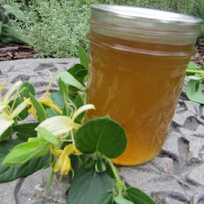 Honeysuckle Blossom Pineapple Jelly