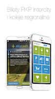 Screenshot of SkyCash