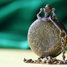 Pocket Watch by Hemang Shukla - Artistic Objects Antiques