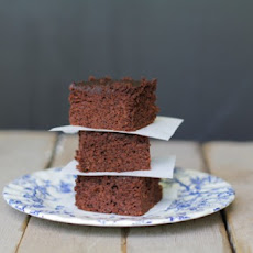 Brownies {using Coconut Flour}