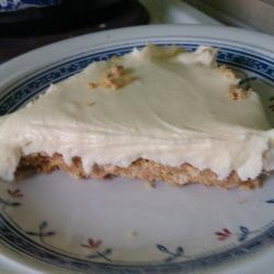 Easy White Chocolate Cheesecake