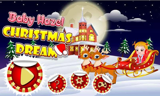 Baby Hazel Christmas Dream - screenshot